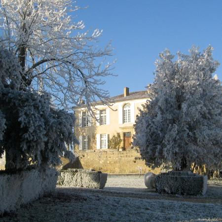Vic-Fezensac Gers 32 neige