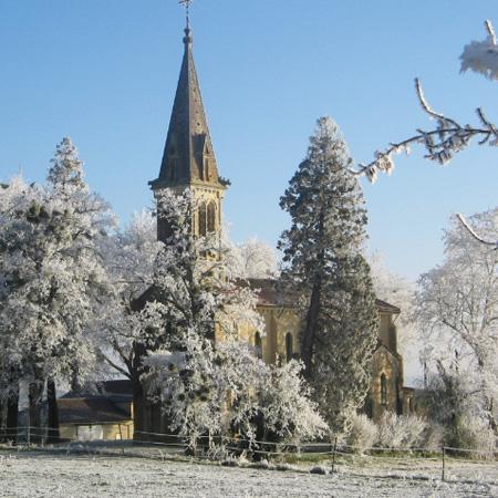 Vic-Fezensac Gers 32 hiver